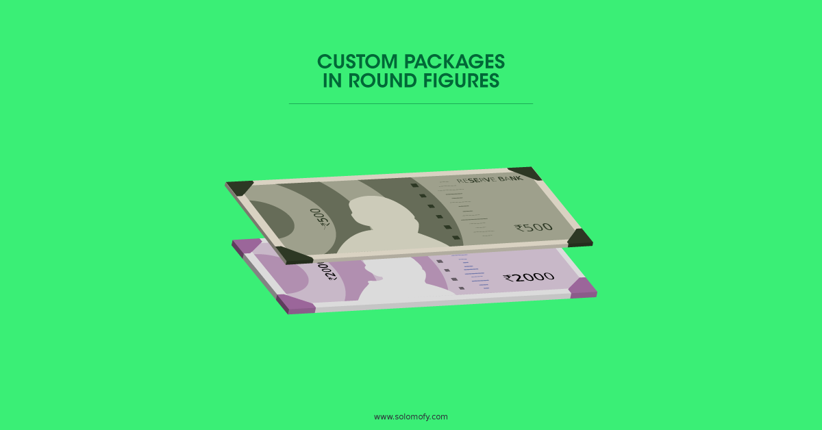 Custom Packages in Round Figure