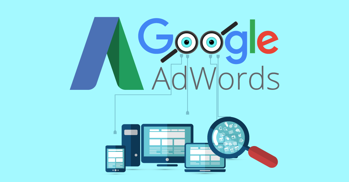 google adwords landing pages