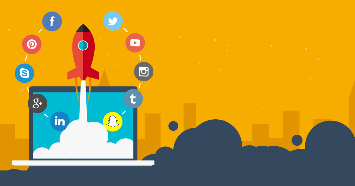 social media to hype product pre launch