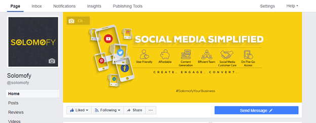 steps to link facebook group and facebook page